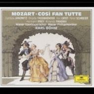 モ−ツァルト 歌劇<コシ・ファン・トゥッ カール・ベーム/ウィーン・フィルハーモニー管弦楽団
