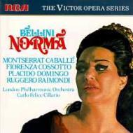 Norma: Cillario / Lpo Caballe Domingo Cossotto Raimondi