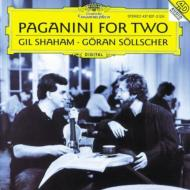 パガニ−ニ・フォ−・トゥ ヴァイオリンとギターのための作品集 シャハム/セルシェル
