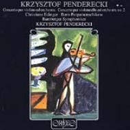 Violin Concerto, Cello Concerto: Penderecki / Bambe No2: