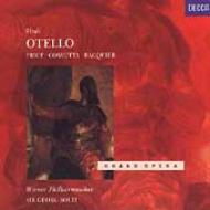 Otello: Solti / Vpo Cossutta M.price Bacquier K.moll Dvorsky