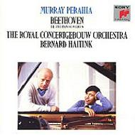 Comp.piano Concertos: Perahia, Haitink / Concertgebouw.o