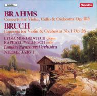 ブラームス:ヴァイオリンとチェロのための協奏曲 他 L・モルドコヴィチ(vn)
