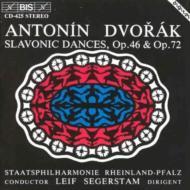 Slavonic Dances: Segerstam / Rheinland-pfalz State.po