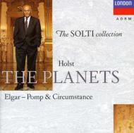 The Planets / Pomp And Circumstance.1, 4, 5: Solti / Lpo