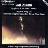 Sym.5, Violin Concerto: Kang, Chung Myung-whun / Gothenburg.so