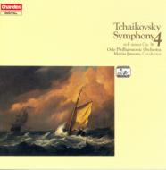 チャイコフスキー:交響曲第4番 M・ヤンソンス/オスロ・フィル