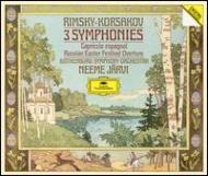 Comp.symphonies: Jarvi / Gothenburg.so