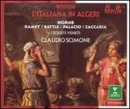 L'italiana In Algeri: Scimone / Isolisti Veneti, Horne, Ramey, Battle