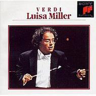 Luisa Miller: Levine / Met Opera Millo Domingo Chernov Quivar