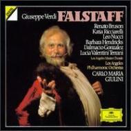 Falstaff: Giulini / Lapo Bruson Ricciarelli Nucci Hendricks Gonzalez