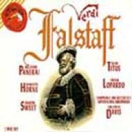 Falstaff: C.davis / Bavarian Rso Panerai Horne Sweet Titus Lopardo