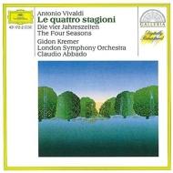 Four Seasons: Kremer(Vn), Abbado / Lso