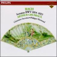 Violin Sonata.1-6, Bwv.1020-1023: Grumiaux(Vn)jaccottet(Cemb)mermoud(Vc)