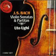 Sonatas & Partitas For Solo Violin: Ughi