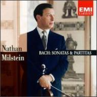 Sonatas & Partitas For Solo Violin: Milstein (1954-1956)