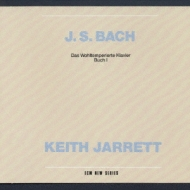 Well-tempered Clavier Book, 1, : Keith Jarrett(P)