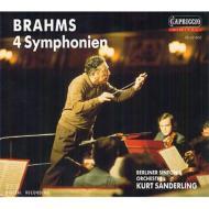 交響曲全集 ザンデルリング&ベルリン響(4CD)