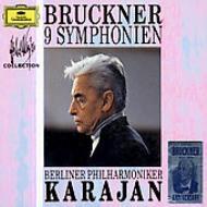 Comp.symphonies: Karajan / Bpo