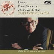 モーツァルト:ピアノ協奏曲20,23,24,26,27番 サー・クリフォード・カーゾン