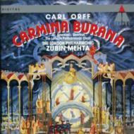 Carmina Burana: Mehta / Lpo