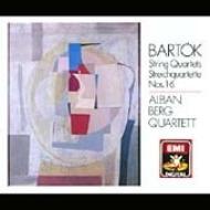 Comp.string Quartets: Alban Berg Q