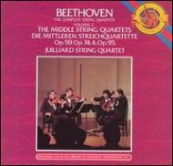 String Quartet, 7, 8, 9, 10, 11, : Juilliard Sq (1982)