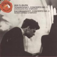 Piano Concerto.1 / .2: Cliburn(P), Kondrashin / Rca.so, Reiner / Cso