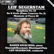 Sym.13, P.con.3: Keuschnig / Segerstam /