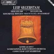 Thoughts 1989, Etc: Segerstam / Danish National.rso
