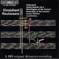 Music Of Rautavaara: Segerstam / Helsinki Co Voces Intimae Sq Etc