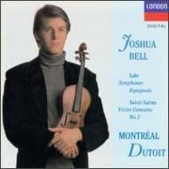 Violin Concerto.3 / Symphonie Espagnole: Bell, Dutoit / Montreal.so