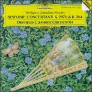 協奏交響曲K.297b、K.364 オルフェウス室内管弦楽団