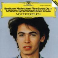 交響的練習曲 / ピアノ・ソナタ第32番 ポゴレリチポゴレリッチ