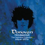 Troubadour: The Definite Collection 1964-1976 -Jewel Case