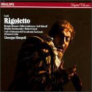 Rigoletto: Sinopoli / St Cecilia O Bruson Gruberova Fassbaender