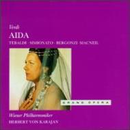 Aida: Karajan / Vpo Tebaldi Bergonzi Simionato Macneil