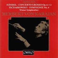 Sym.4: Karajan / Vso Live 1954