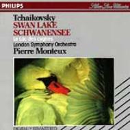 Swan Lake(Hlts): Monteux / Lso