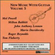 New Music With Guitar Vol 5