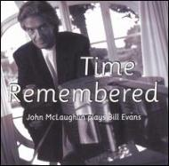 Time Remembered -Plays Bill Evans