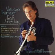 Smedvig(Tp)Virtuoso Trumpet-j.s.bach, L.mozart & Telemann