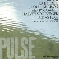 Pulse -works By Cage / Harrison: New Music Consort