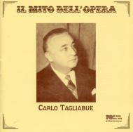 Carlo Tagliabue, Baritone