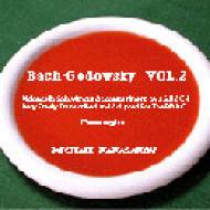 (Godowsky, Piano)cello Suites.2, 3, 5 / Passacaglia: Nanasakov(P)