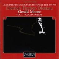 Songs: F-dieskau Salzburg Live1957