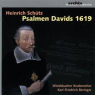 Psalmen Davids 1619: Windsbacher Knabenchor