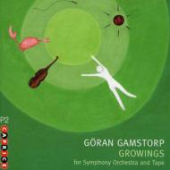 Growings For Symphony Orchestra And Tape: Sundqvist / Swedish.rso