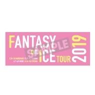 『Fantasy on Ice 2019』 フェイスタオル(ピンク)