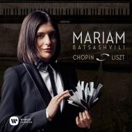 Mariam Batsashvili: Liszt & Chopin: Piano Works